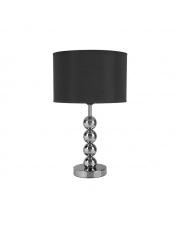 Lampa stołowa GRAZIA BLACK wys. 42 cm w sklepie Dedekor.pl
