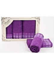 Komplet Ręczników High Fashion SQ