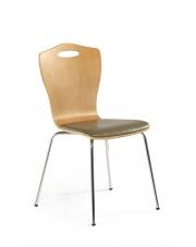 K102 krzesło olcha-khaki