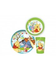 Zestaw dla dzieci Kubuś w lesie Disney 96196 w sklepie Dedekor.pl