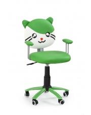 Zielony Fotel dla dzieci TOMI  w sklepie Dedekor.pl