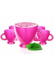 Filiżanki do kawy, herbaty 6 szt różne kolory  w sklepie Dedekor.pl
