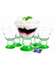 Pucharki do deserów, lodów wiele kolorów  w sklepie Dedekor.pl