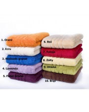 Ręczniki Super Soft 50x90 590GSM