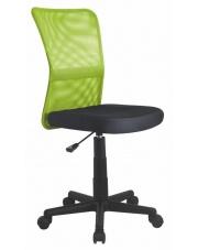 Fotel obrotowy DINGO Limonkowy w sklepie Dedekor.pl