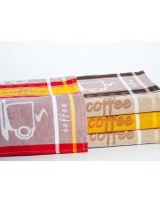 Ścierka kuchenna Coffee 45x65 cm w sklepie Dedekor.pl