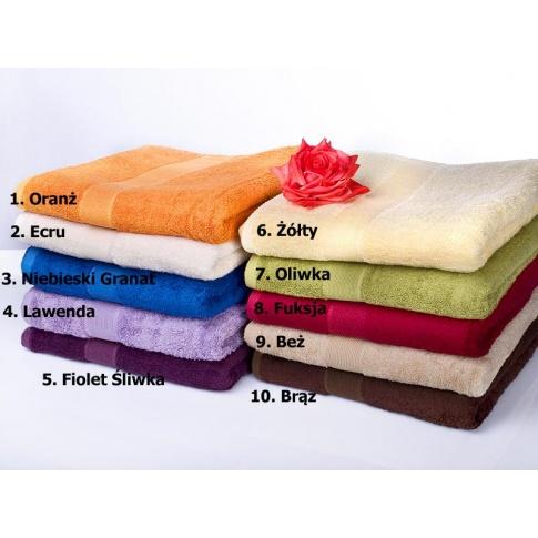 Ręczniki Bamboo Soft 590GSM 50x90 w sklepie Dedekor.pl