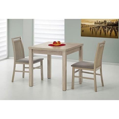 Stół Kwadratowy Rozkładany 3 Kolory Stoły Rozkładane Stoły