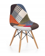 Krzesło Patchwork Brunos w sklepie Dedekor.pl
