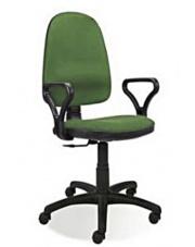 Obrotowe krzesło BRAVO zielone w sklepie Dedekor.pl