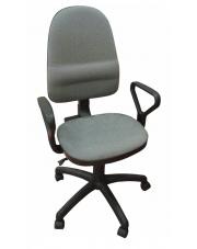 Ergonomicze krzesło BRAVO szare w sklepie Dedekor.pl