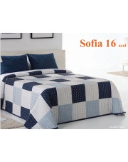 Hiszpańska narzuta na łóżko Sofia w sklepie Dedekor.pl