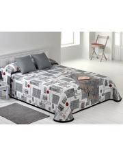 Hiszpańska narzuta na łóżko Dalia Paris w sklepie Dedekor.pl