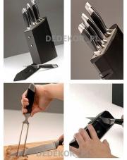 Komplet Noży UNICO 8cz.1308029