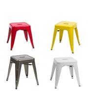 MIKE znakomity stołek - 8 kolorów w sklepie Dedekor.pl