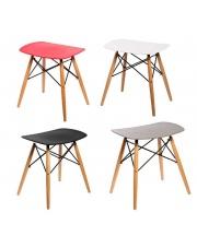Modny stołek ERWIN - 4 kolory w sklepie Dedekor.pl