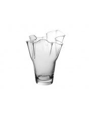 Dekoracyjny wazon szklany wys.25 w sklepie Dedekor.pl
