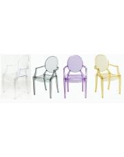 ANGEL krzesełko dziecięce - 4 kolory w sklepie Dedekor.pl