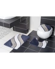 Modne dywaniki łazienkowe BORNEO N91 w sklepie Dedekor.pl