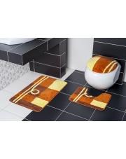 Dywaniki łazienkowe BORNEO N82 - 2 części w sklepie Dedekor.pl