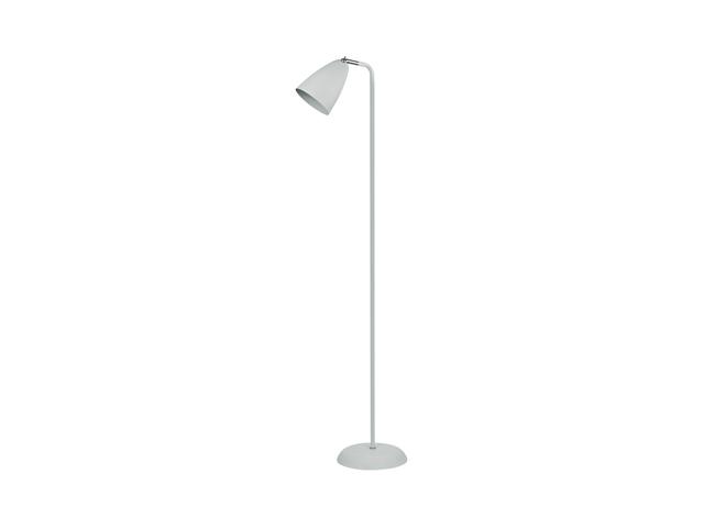 Biała lampa podłogowa CAMPARI , Oświetlenie, Lampy podłogowe, Oświetlenie - d...