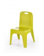 Zielone krzesełko dziecięce DORA w sklepie Dedekor.pl