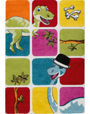 Dywan dziecięcy Kids Dinozaury  w sklepie Dedekor.pl