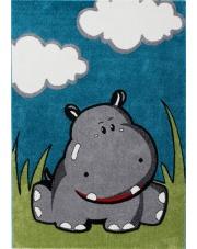 Dywan dziecięcy Kids Hipopotam  w sklepie Dedekor.pl