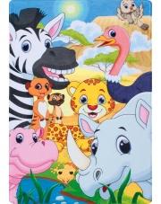 Dywan dziecięcy Kids Animal 100x150cm w sklepie Dedekor.pl
