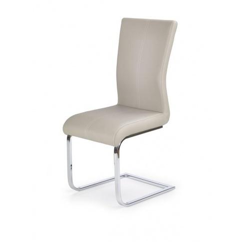 Komfortowe krzesło CECIL cappuccino w sklepie Dedekor.pl