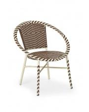 Ciekawe krzesło do ogrodu PATTY w sklepie Dedekor.pl