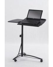Stolik na laptopa SMITH czarny w sklepie Dedekor.pl