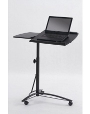 Stolik na laptopa SMITH czarny