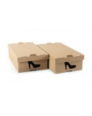 Świetne pudełka na buty damskie LADY w sklepie Dedekor.pl