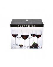 Kieliszki do wina duże Versailles 5 szt. 720 ml OUTLET w sklepie Dedekor.pl
