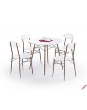 BELLA zestaw stół + 4 krzesła w sklepie Dedekor.pl