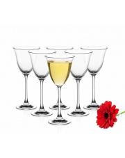 Kieliszek do wina 190 ml LINIA FLORA w sklepie Dedekor.pl