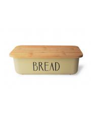 Beżowy chlebak bread z deską do krojenia w sklepie Dedekor.pl