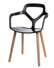 Nowoczesne krzesło OSTIN - 3 kolory w sklepie Dedekor.pl