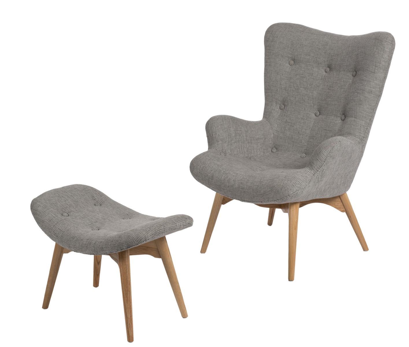 komfortowy fotel z podn kiem larf fotele stacjonarne fotele i pufy wypoczynkowe meble. Black Bedroom Furniture Sets. Home Design Ideas