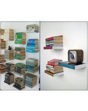 Niewidzialna półka na książki  w sklepie Dedekor.pl