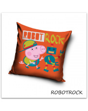 Poszewka na poduszkę George robotrock 40 x 40 cm w sklepie Dedekor.pl