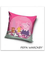 Poszewka na poduszkę Peppa 40 x 40 cm  w sklepie Dedekor.pl