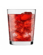 Komplet 6 szt szklanek niskich do wisky soków 250 ml KROSNO w sklepie Dedekor.pl