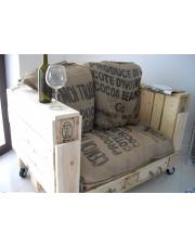 Wyjątkowy fotel z drewna THOR w sklepie Dedekor.pl