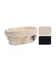 Koszyk na chleb ROMANCE - 2 kolory w sklepie Dedekor.pl
