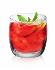 Szklanka niska do drinków soków 260ml w sklepie Dedekor.pl
