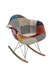 Patchworkowe krzesło MARIENNE  w sklepie Dedekor.pl