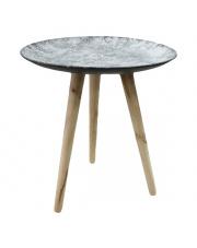 Unikalny stolik BADUR czarny w sklepie Dedekor.pl