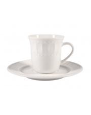 Piękny serwis kawowy LYON porcelana w sklepie Dedekor.pl